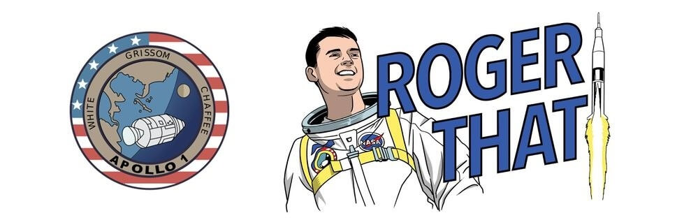 Roger That space event