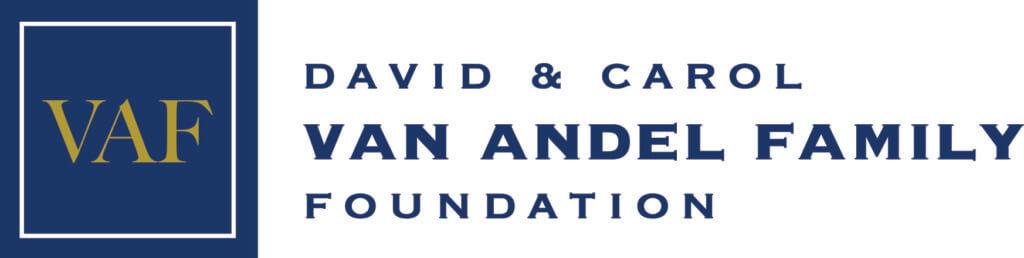 David and Carol Van Andel Family Foundation logo