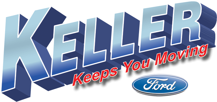 Keller Ford Logo Keeps you moving