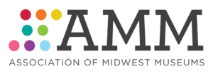 AMM Association of MIdwest Museums logo