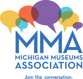 MMA Michigan Museums Association logo
